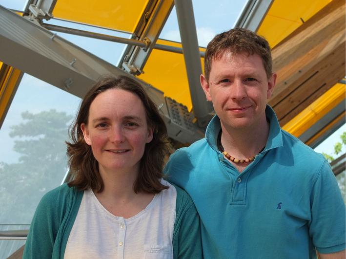 Alex and Karen Griffin