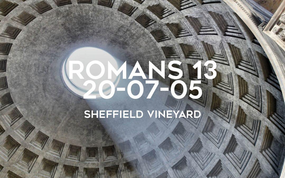 Romans 13