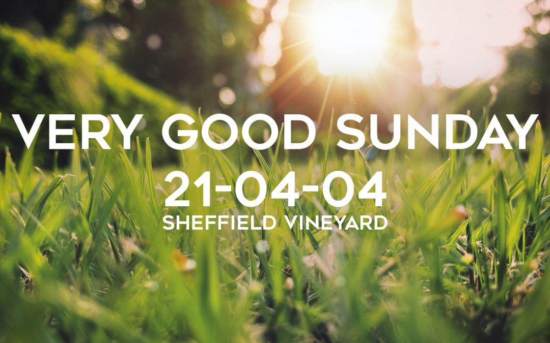 Very Good Sunday