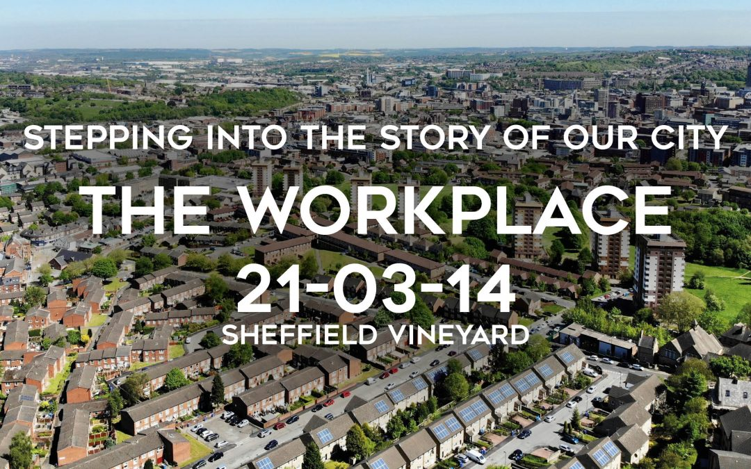 Stepping into the story of our city – The workplace