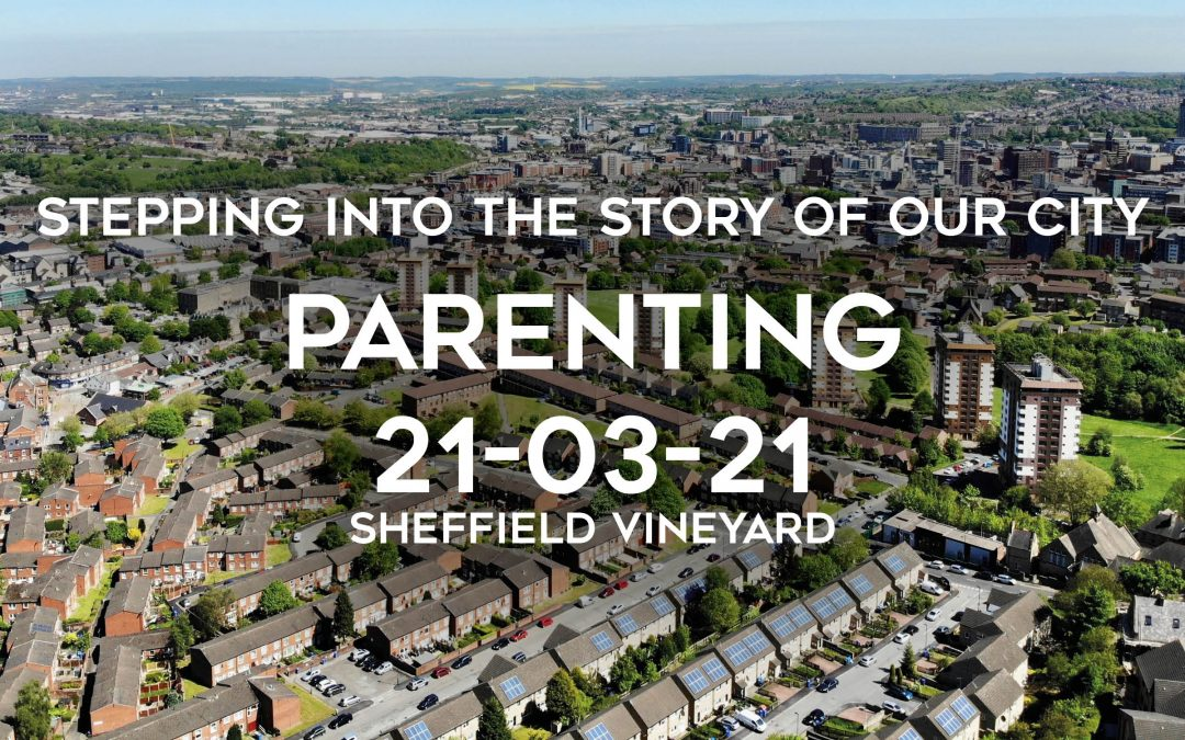 Stepping into the story of our city – Parenting